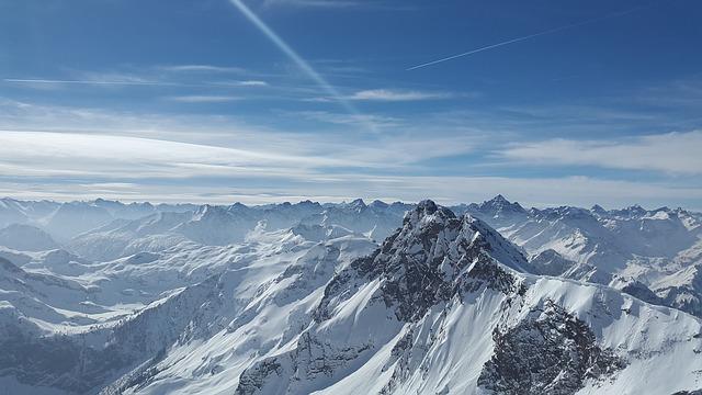 iklim di jerman di pegunungan