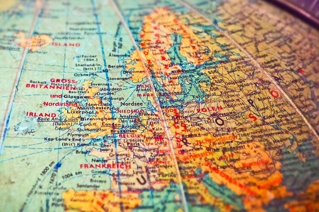 luas wilayah negara jerman