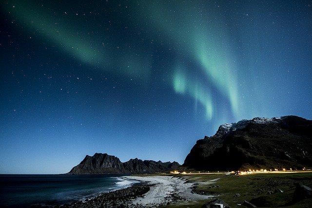 tempat wisata norwegia