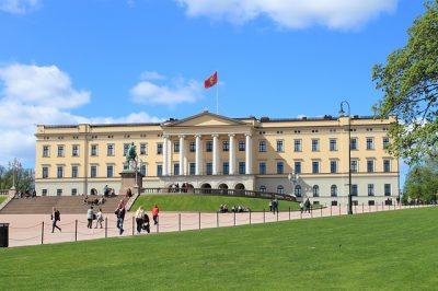 ibu kota norwegia